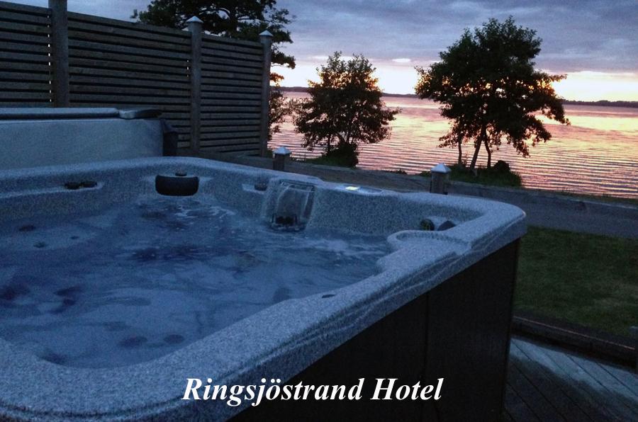 Ringsjostrand Hotel Sevart I Skane