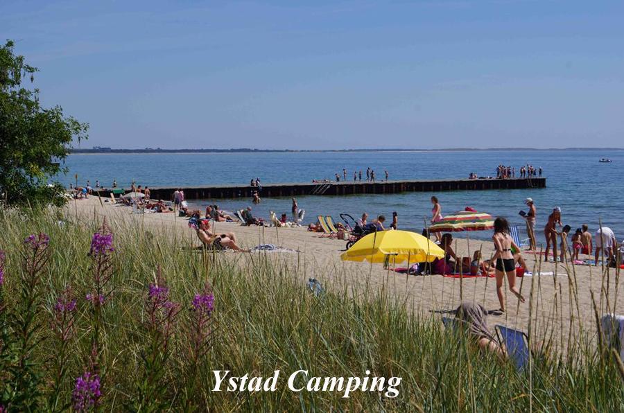 Karta Camping Skane.Ystad Camping Sevart I Skane