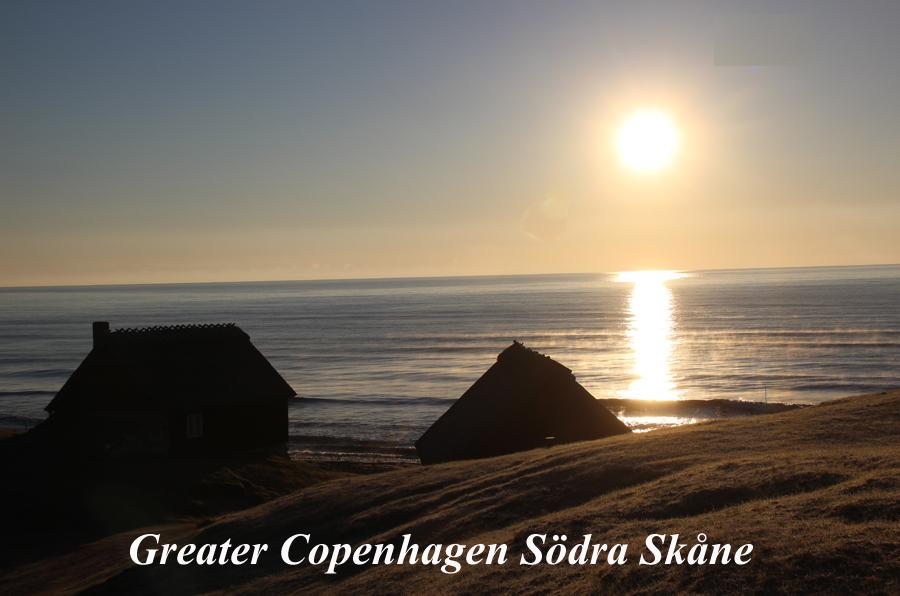 Haväng på Österlen i Skåne